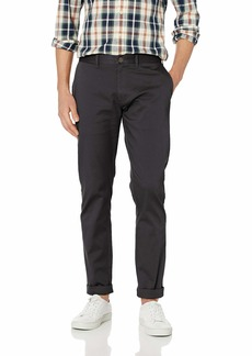 J.Crew Mercantile Men's Slim-Fit Stretch Chino Pant Charcoal dust 33/32