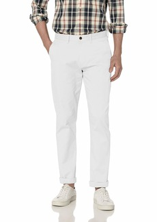 J.Crew Mercantile Men's Straight-Fit Stretch Chino Pant  32W X 32L