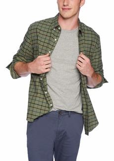 J.Crew Mercantile Men's Stretch Oxford Slim Fit Shirt  XS