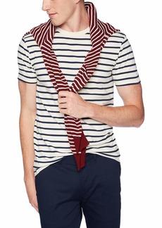J.Crew Mercantile Men's Striped Crew-Neck T-Shirt  XXL