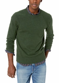 J.Crew Mercantile Men's Supersoft Wool Blend Crew-Neck Sweater  S