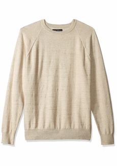 J.Crew Mercantile Men's Textured Cotton Crewneck Sweater  L