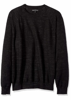 J.Crew Mercantile Men's Textured Cotton Crewneck Sweater  XS