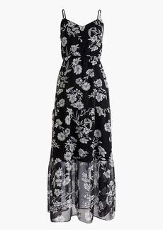 J.Crew Mercantile maxi dress in daisy floral