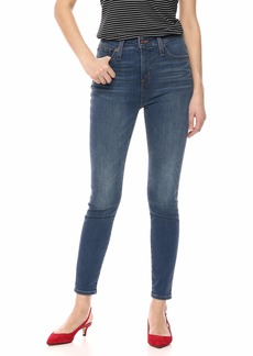"J.Crew Mercantile Women's 10"" High-Rise Curvy Skinny Jean"