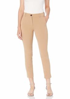J.Crew Mercantile Women's Cameron Sim Leg Pant Camel - disc S