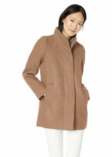 J.Crew Mercantile Women's Classic Wool Cocoon Coat