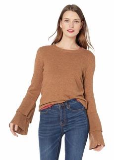 J.Crew Mercantile Women's Crew Neck Bell Sleeve Sweater  XXL