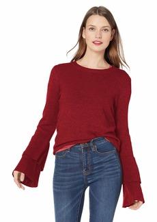 J.Crew Mercantile Women's Crew Neck Bell Sleeve Sweater  XS