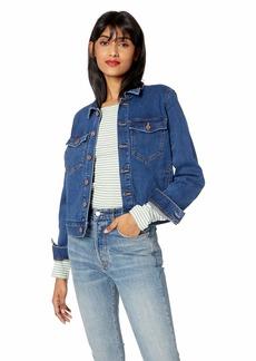 J.Crew Mercantile Women's Cropped Denim Jacket  XL