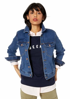 J.Crew Mercantile Women's Cropped Denim Jacket  XS