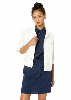 J.Crew Mercantile Women's Cropped Denim Jacket  XXL