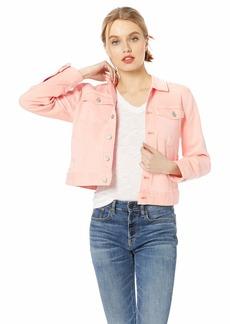 J.Crew Mercantile Women's Cropped Garment-Dyed Denim Jacket  XXS