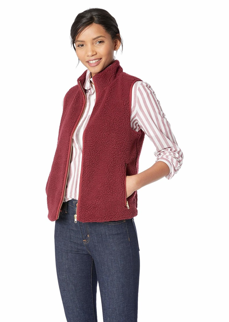 J.Crew Mercantile Women's Fleece Vest  M