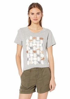 J.Crew Mercantile Women's Graphic Crewneck T-Shirt  XS