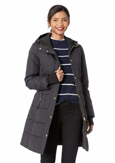 J.Crew Mercantile Women's Long Puffer Jacket  XL