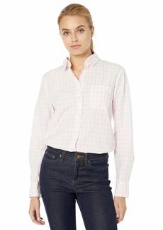 J.Crew Mercantile Women's Long Sleeve Button Down Shirt  L