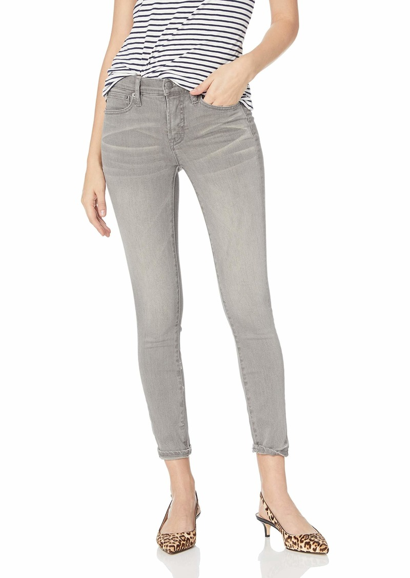 J.Crew Mercantile Women's Mid-Rise Skinny Jean Valley wash