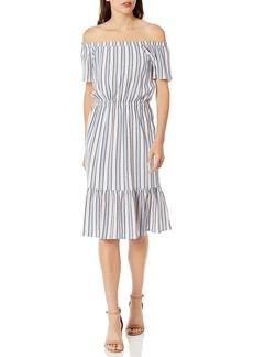 J.Crew Mercantile Women's Off-The-Shoulder Peasant Dress  S
