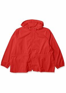 J.Crew Mercantile Women's Packable Rain Jacket  XXL
