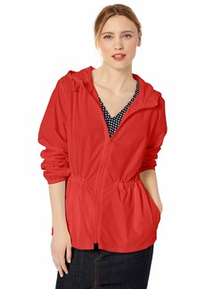 J.Crew Mercantile Women's Packable Rain Jacket  XS