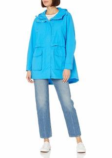 J.Crew Mercantile Women's Perfect Rain Jacket  L