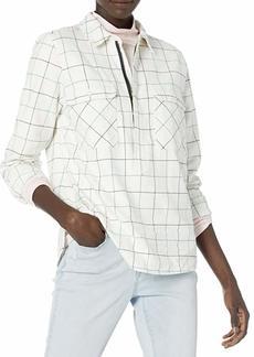 J.Crew Mercantile Women's Plaid Flannel Shirt Jacket  XS