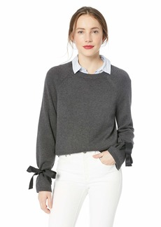 J.Crew Mercantile Women's Plus Size Bell-Sleeve Pullover