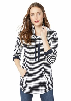J.Crew Mercantile Women's Plus Size Funnelneck Sweatshirt