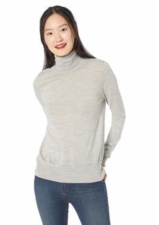J.Crew Mercantile Women's Plus Size Merino Wool Turtleneck Sweater