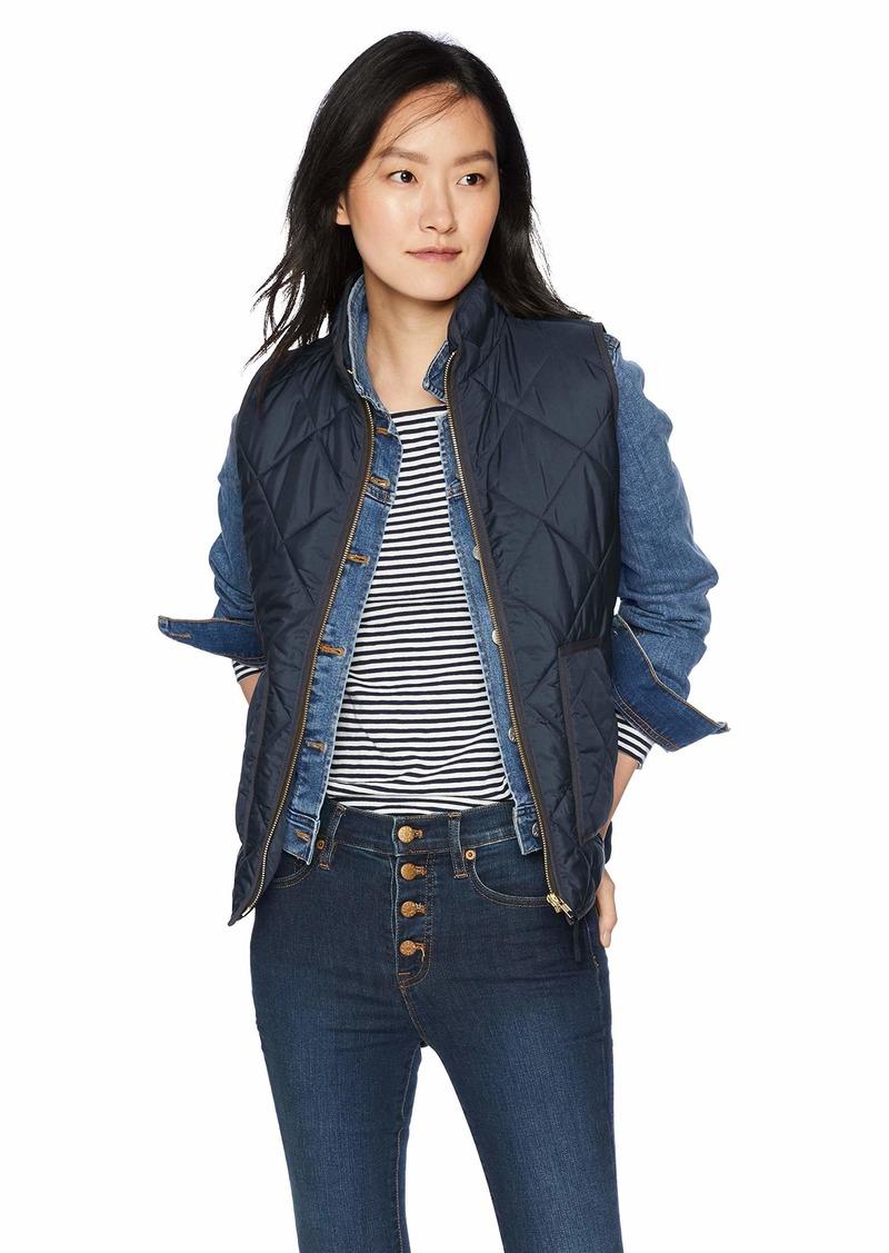 J.Crew Mercantile Women's Puffer Vest  XL
