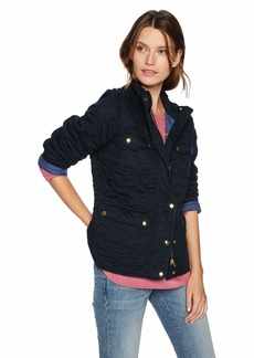 J.Crew Mercantile Women's Quilted Field Jacket  XS