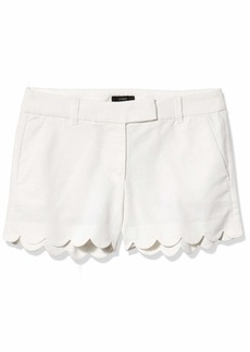 J.Crew Mercantile Women's Scallop Hem Short