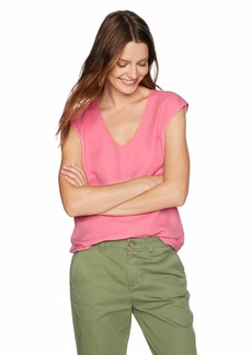 J.Crew Mercantile Women's Shirt Tail Blouse