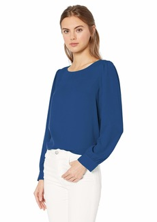 9804e1943467 J.Crew J.Crew Mercantile Women s Stretch Long-Sleeve Solid Shirt S ...