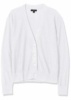 J.Crew Mercantile Women's V-Neck Cardigan Sweater  XXS