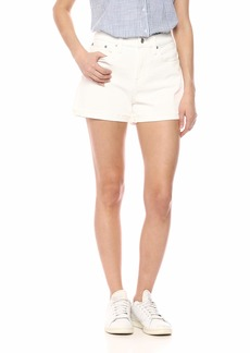 J.Crew Mercantile Women's White Denim Short