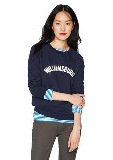 J.Crew Mercantile Women's Williamsburg Novelty Sweatshirt  M