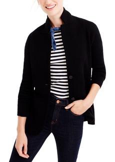 J.Crew Merino Sweater Blazer