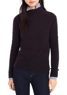 J.Crew Mock Neck Sweater