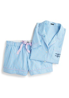 J.Crew Night Night Short Pajamas