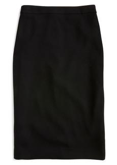 J.Crew No. 2 Pencil Skirt in 365 Crepe