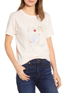 J.Crew Old Fashioned Tee