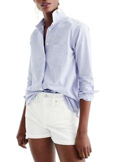 J.Crew Oversize Boy Button-Up Shirt
