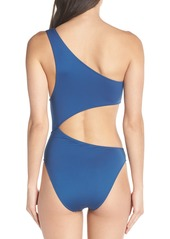 009c714973e9d J.Crew J.Crew Playa Tilden One-Shoulder One-Piece Swimsuit | Swimwear