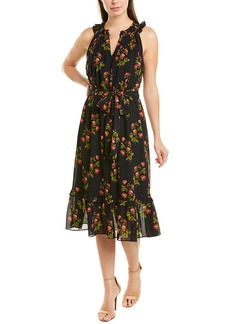 J.Crew Point Sur Midi Dress