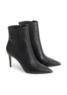 J.Crew Pointed Stiletto Ankle Bootie (Women)