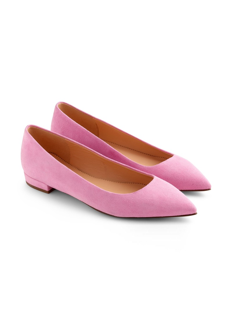 J.Crew Pointed Toe Flat (Women)