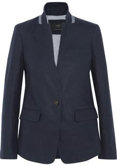 J.Crew Regent linen blazer