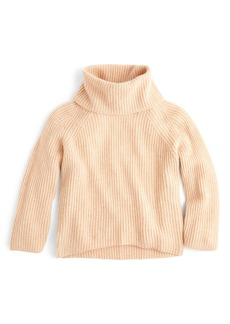 J.Crew Ribbed Turtleneck Sweater
